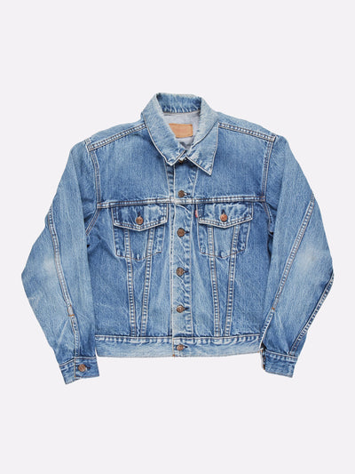 Levi's Denim Jacket Blue Size Small