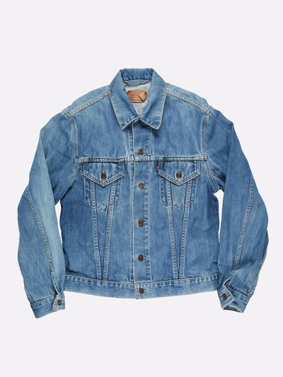 Levi's Denim Jacket Blue Size Large