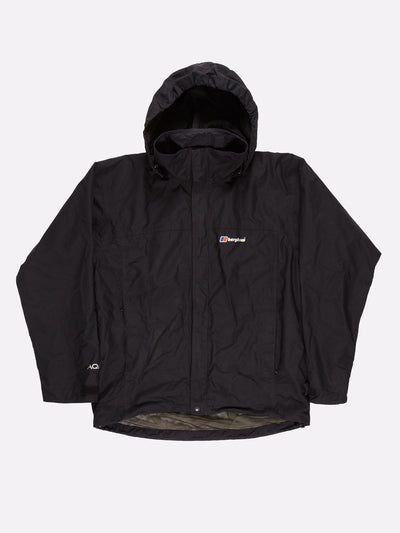 Berghaus AQ2 Jacket Black Size Medium