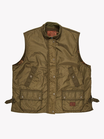 Ralph Lauren Gilet Green Size Large