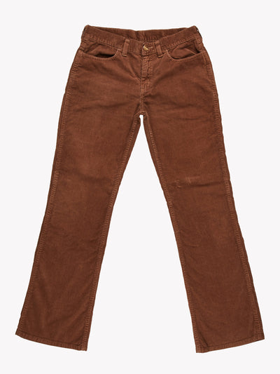 Carhartt Cord Jeans Brown Size 30x30