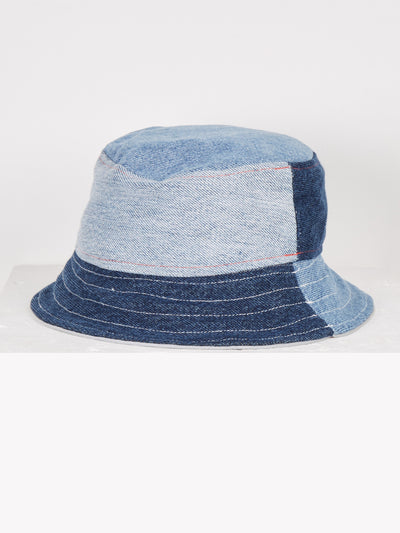 Remade SS21 Reversible Bucket Hat