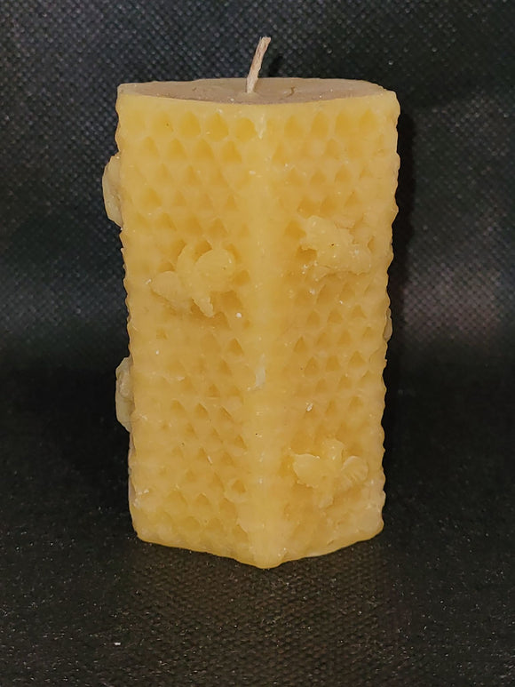 Hexagon Honeycomb Bee-Tower