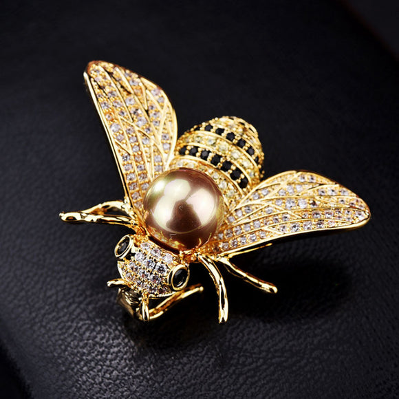 Bee Brooch - 3 Styles