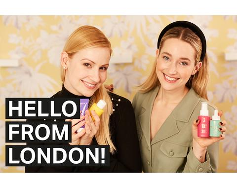 Dominika Minarovic & Elsie Rutterford, BYBI Beauty Co-Founders launch in US from London