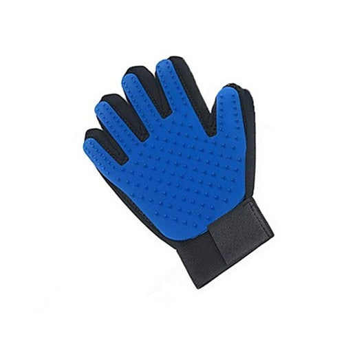 Pet Grooming Glove Comb for Deshedding
