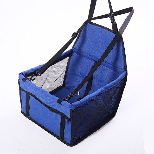 Foldable Pet Dog Car Seat Cat Carrier in multiple colors and styles