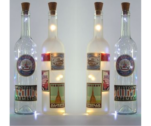 Wine Bottle Cork Light Strings