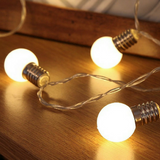 Festoon & Retro Globe Light Strings