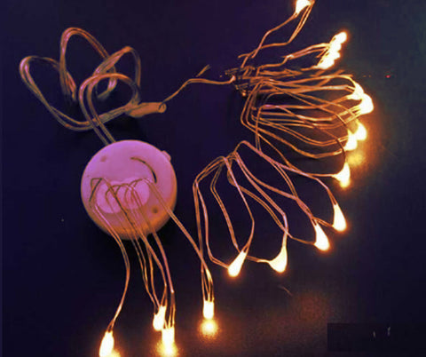 Copper Wire Light Strings