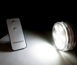 Submersible Large LED Tea Lights - Remote Control