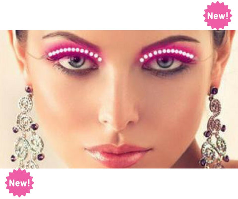 NEW Led Eye Liner / Lashes