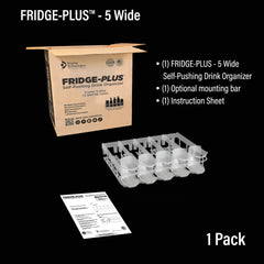 Fridge-PLUS™   Pusher Glide