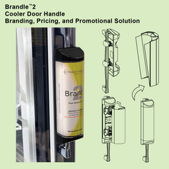 Brandle™2 Promotional Door Handle