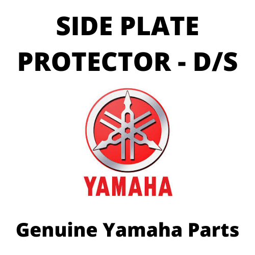 Side Plate Protector - Drivers Side