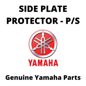Side Plate Protector - Passenger Side