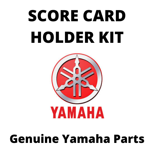 Score Card Holder Kit