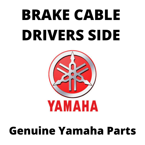 Brake Cable Drivers Side
