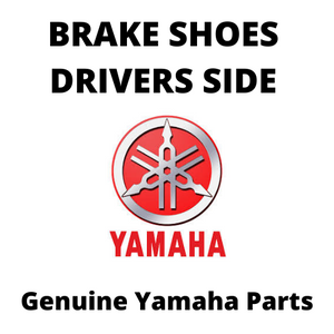Brake Shoes - Drivers Side
