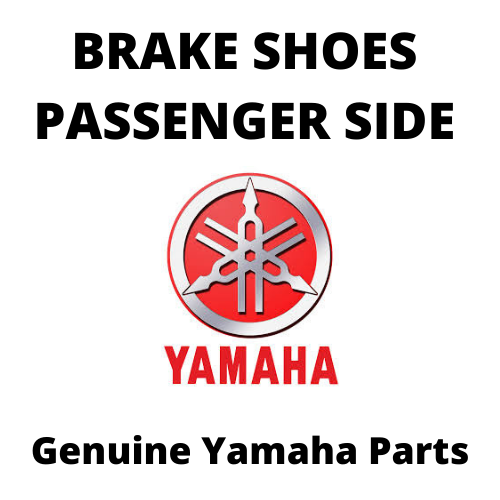 Brake Shoes - Passenger Side