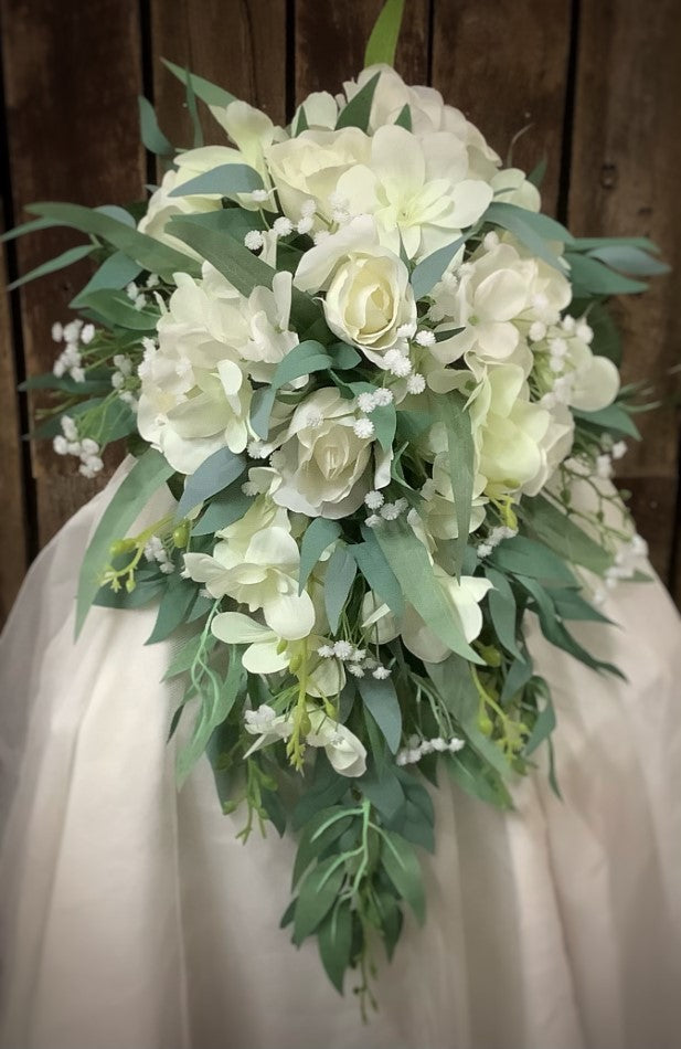 Trailing Brides Bouquet