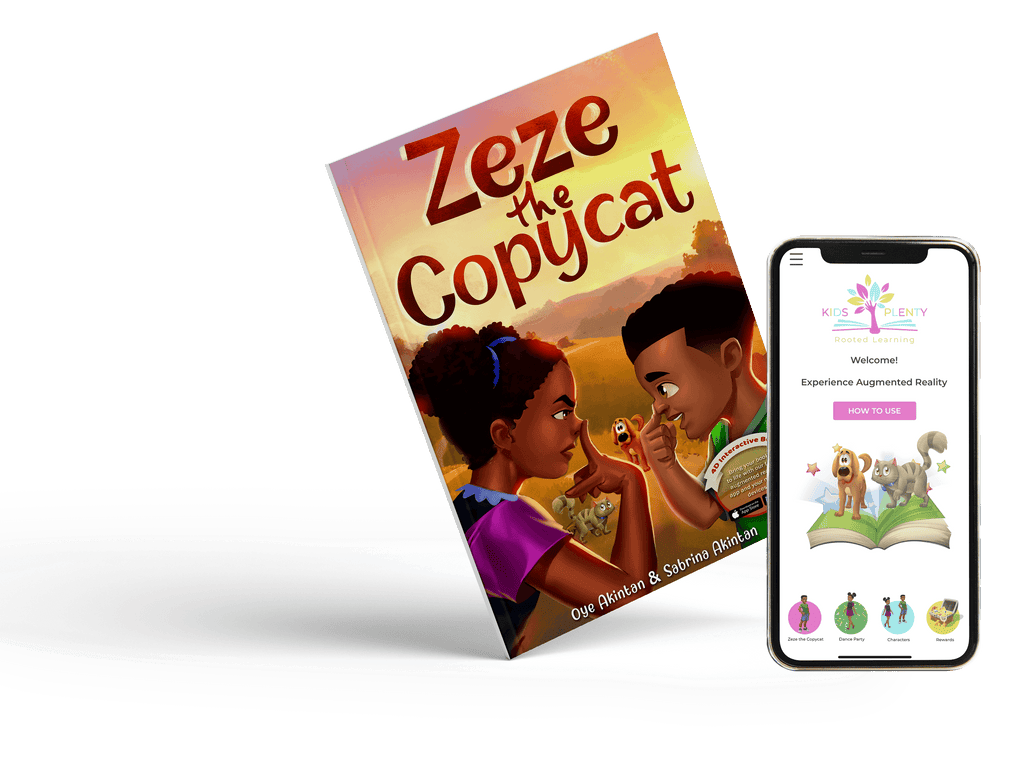 Zeze the Copycat [Hardcover]