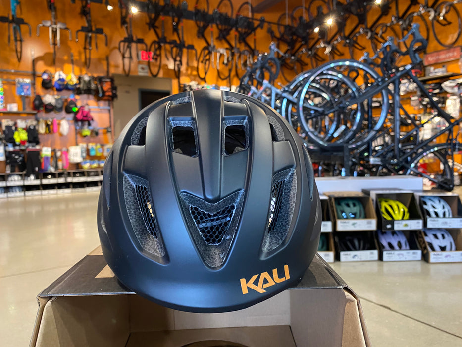 Kali Central Helmet  SLD Matte Black