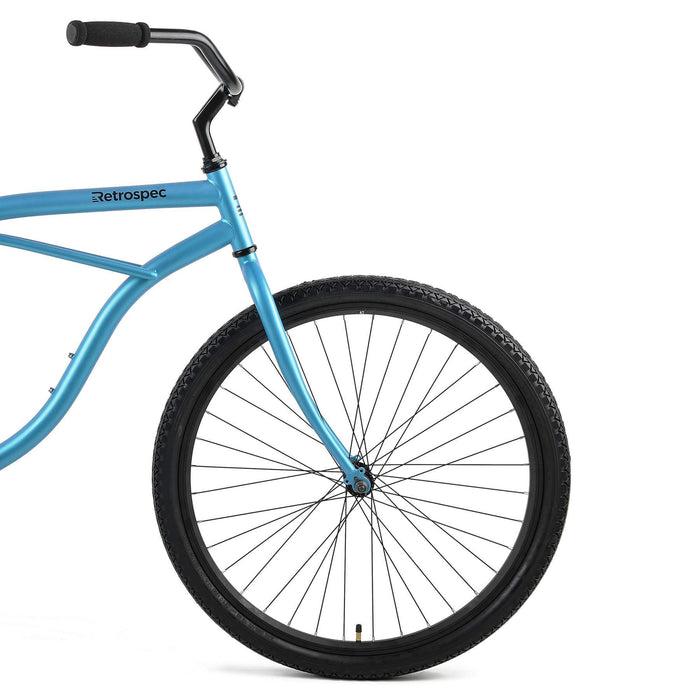 "Retrospec Chatham Beach Cruiser 1-Speed 26"" - Matte Pacific Blue 2021"
