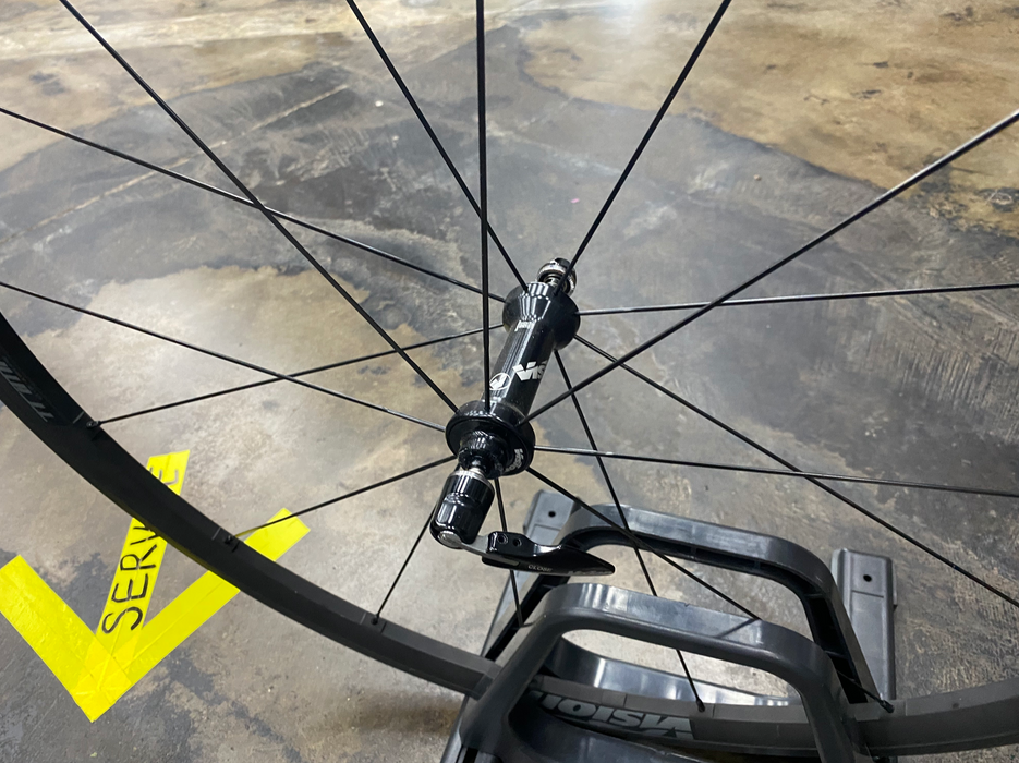 Vision TriMax 30KB Clincher Wheelset