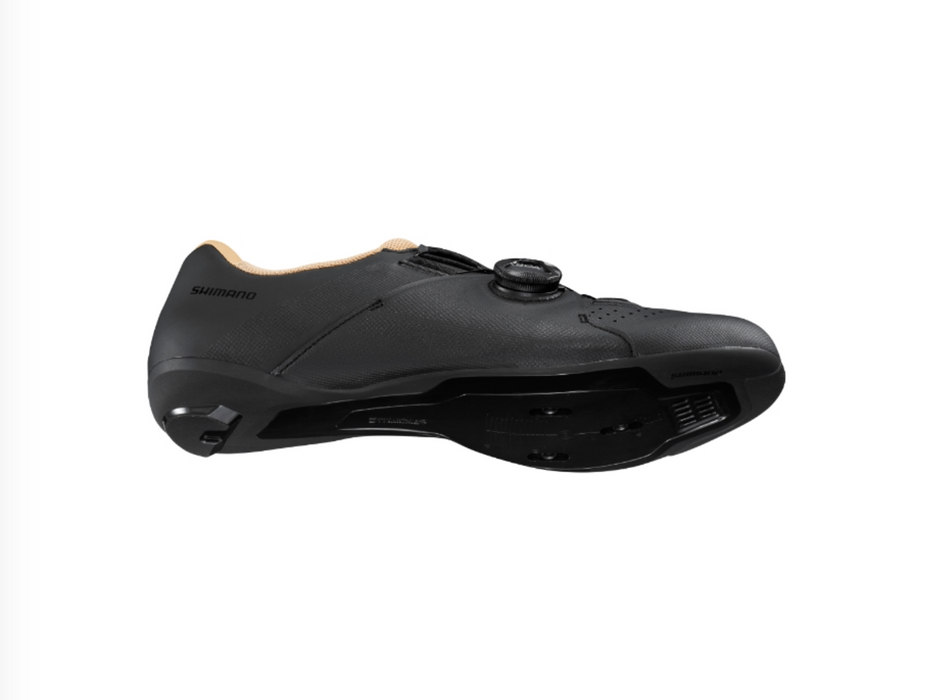 Shimano RC3 Women's Cycling Shoes - Black