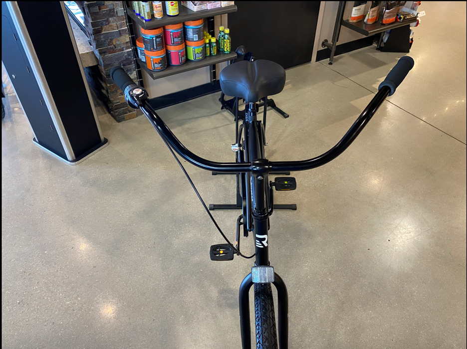 "Retrospec Chatham Beach Cruiser 3-Speed 26"" - Matte Black 2021"