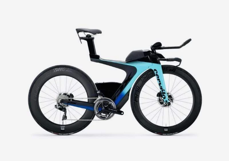 Cervelo PX-Series Shimano Dura-Ace Di2 - Light Teal/Mid Navy