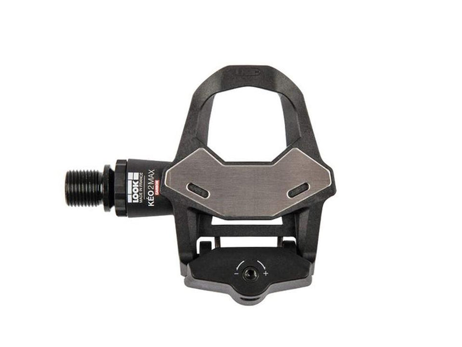 LOOK Keo 2 Max Carbon Road Pedals Black