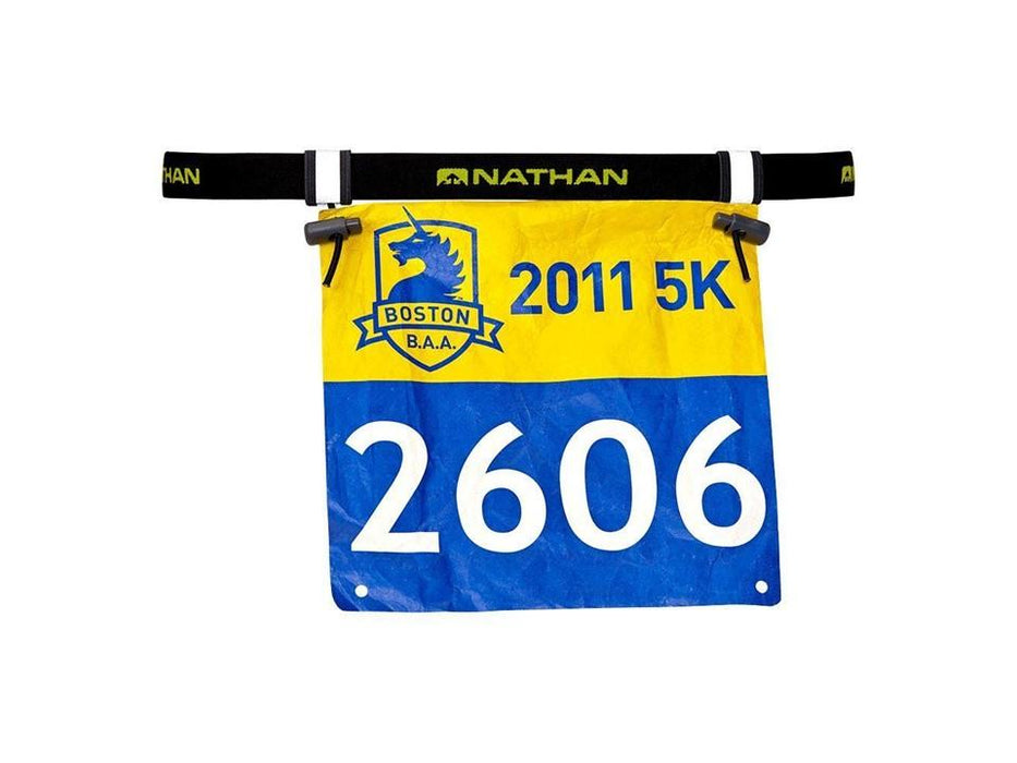Race Number Belt Nathan