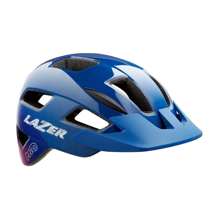Lazer Gekko Kids Cycling Helmet Blue/Pink