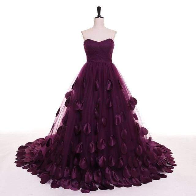 Dress Drag Blossom Purple / 2 Dress