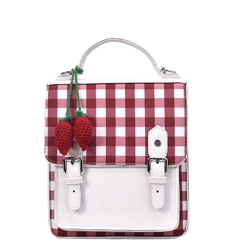 Bolso Drag Strawberry II