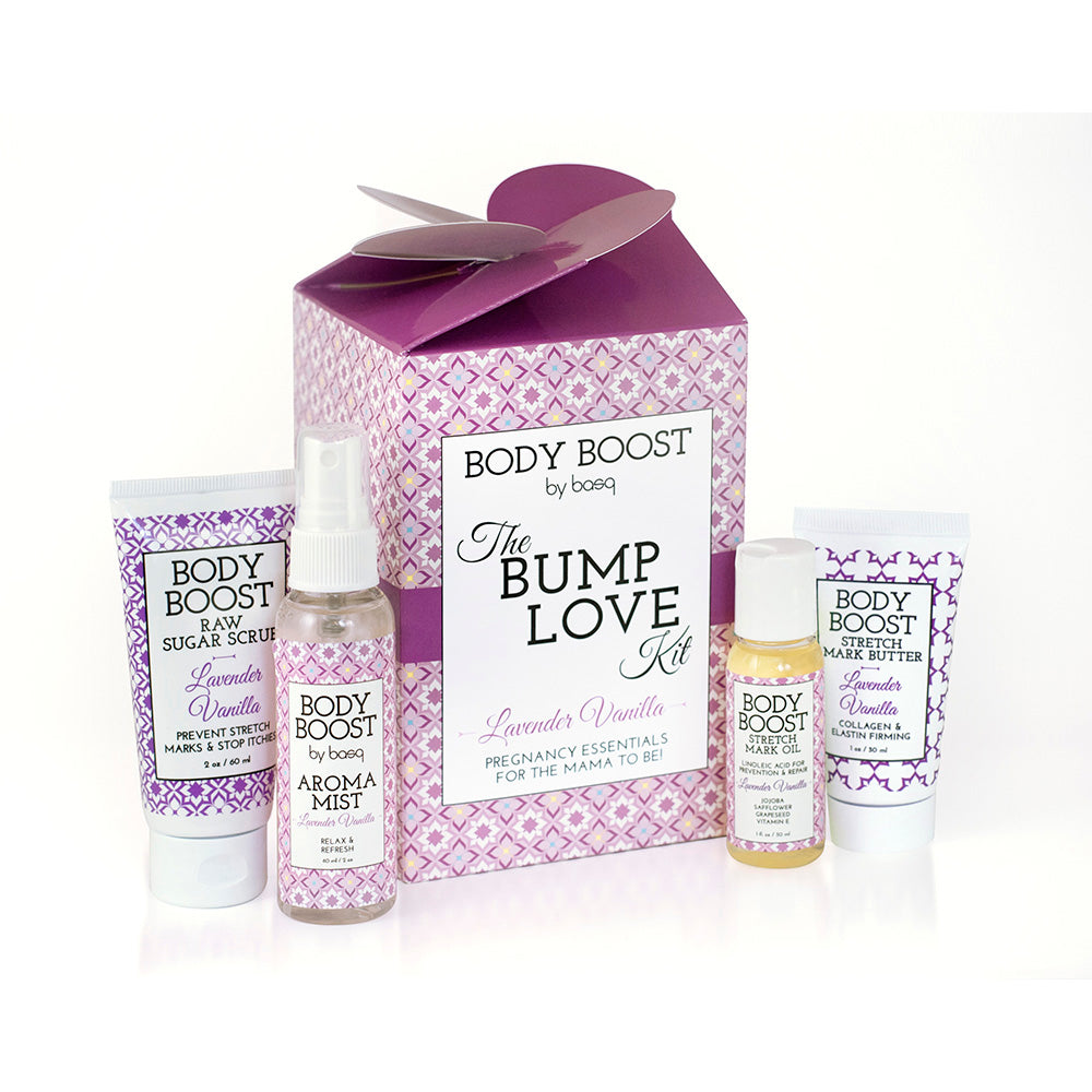 Body Boost Bump Love Gift Set Kit