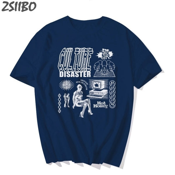 Culture Disaster Short Sleeve T-Shirt