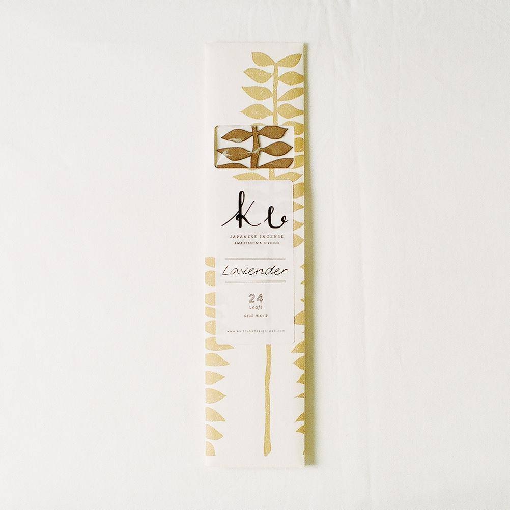 Ku Paper Incense by Truck Design - Normcore Fragrance