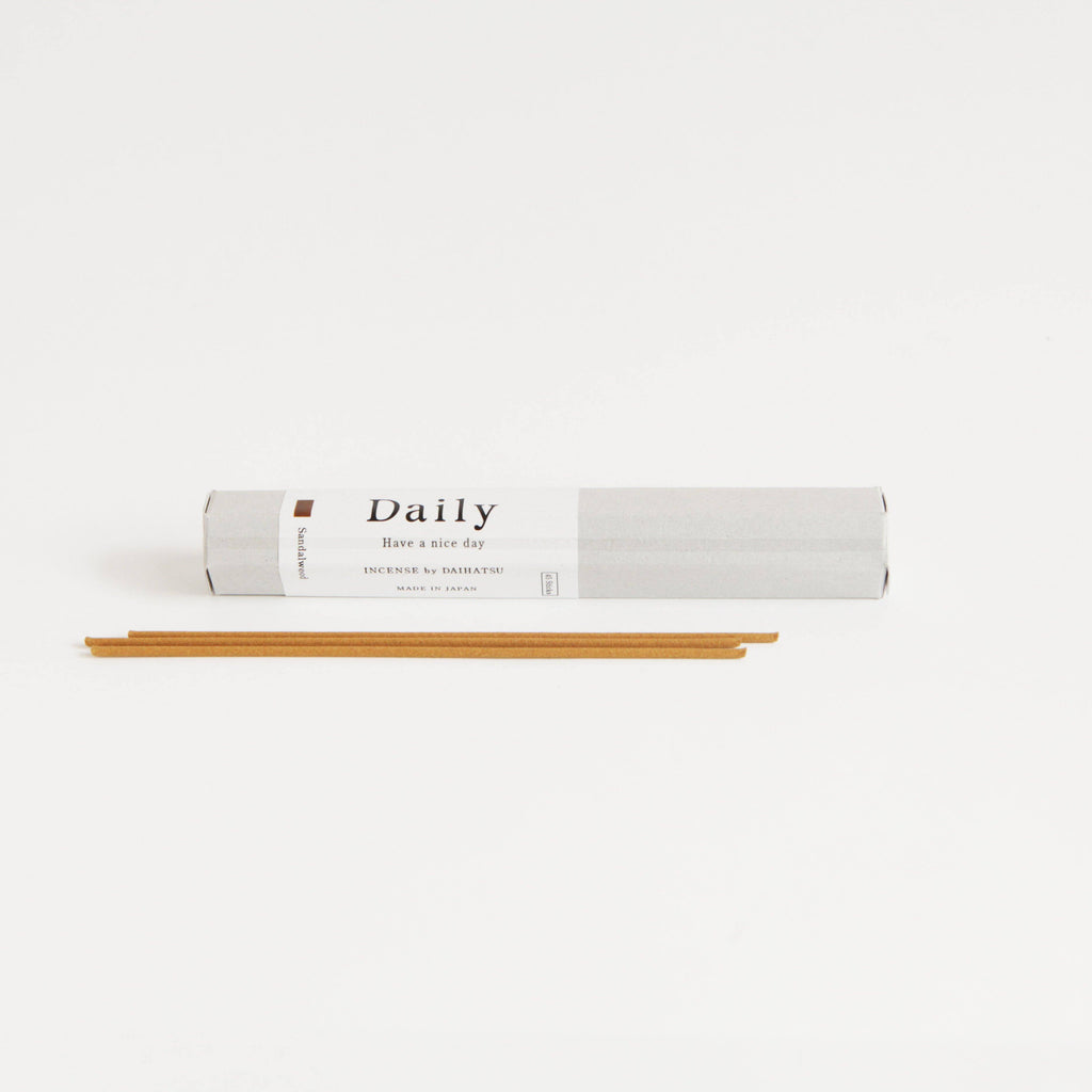 Daily Incense by Trunk Design - Normcore Fragrance