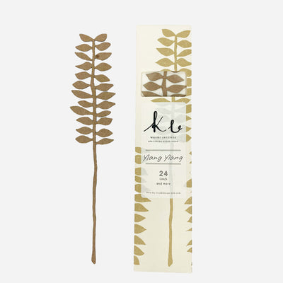 Ku Paper Incense - Normcore Fragrance