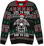 Best Ugly Christmas Sweaters For Skull Lovers
