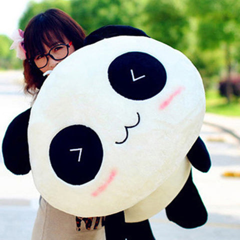 Giant Panda Pillow Plush Toy - skulldaze