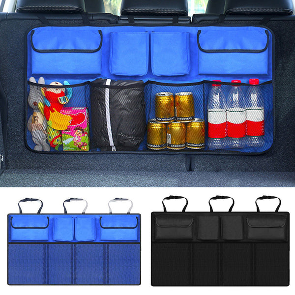 Car Auto Trunk Organizer Backseat Storage Bag - skulldaze