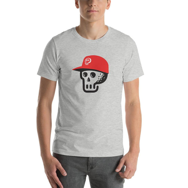 Skull Cap - T-Shirt Golf to Death - skulldaze