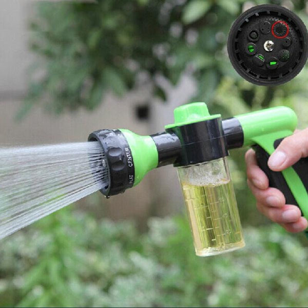 Turn your Garden Hose to a Car Wash - Pressure Washer hose attachment - skulldaze