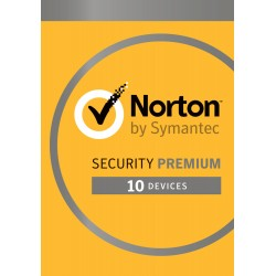 Norton Security Premium 2020 - 10-Devices + 25GB Backup 1-Year - Digital Zone
