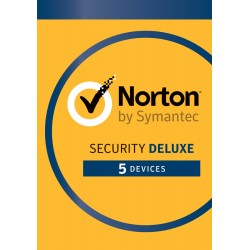 Norton Security Deluxe 5-Devices 1-Year 2020 - Digital Zone