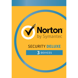 Norton Security Deluxe 3-Devices 1-Year 2020 - Digital Zone